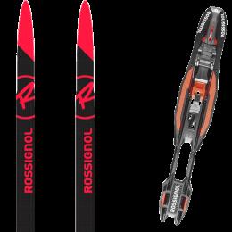 ROSSIGNOL X-IUM SKATING WCS -S2 - IFP 21 + ROSSIGNOL RACE SKATE IFP 20