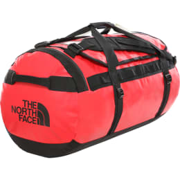 Collection THE NORTH FACE THE NORTH FACE BASE CAMP DUFFEL L TNF RED/TNF BLACK 21 - Ekosport