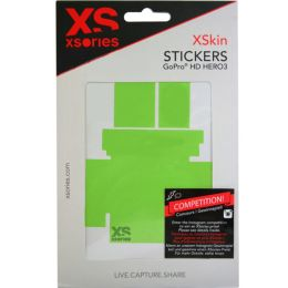 XSORIES XSKINS STICKERS GRN 14