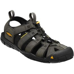 KEEN CLEARWATER CNX LEATHER MAGNET/BLACK 19