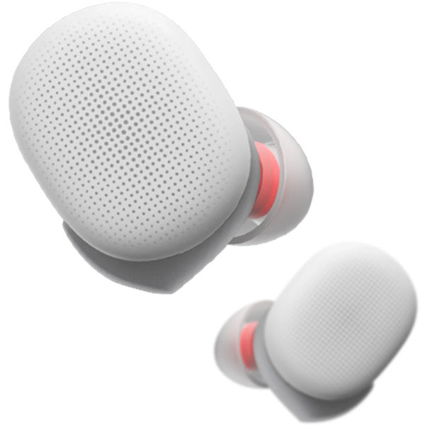 AMAZFIT Ecouteur running Powerbuds - Active White Blanc Unique