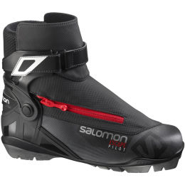 SALOMON ESCAPE PILOT BLACK/RED 17