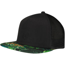 BUFF TRUCKER CAP NIMKE BLACK 21