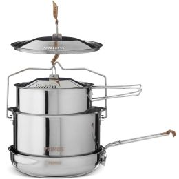 PRIMUS CAMPFIRE COOKSET S.S. LARGE 21