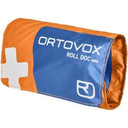 ORTOVOX FIRST AID ROLL DOC MINI SHOCKING ORANGE 21