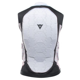 DAINESE FLEXAGON WAISTCOAT KID VAPOR BLUE/HIGH RISK RED 20
