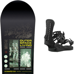 CAPITA OUTERSPACE LIVING 21 + UNION FORCE BLACK 21