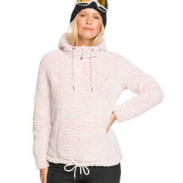 ROXY PLUMA SHERPA DUSTY ROSE 21