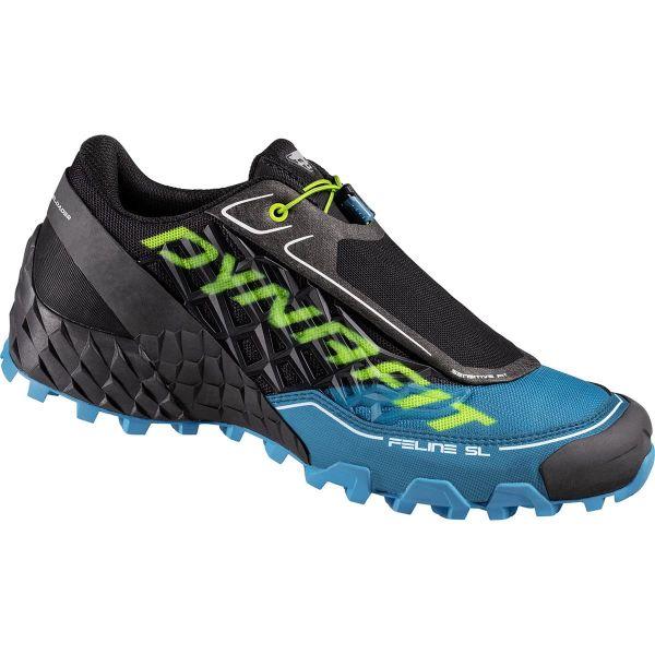 DYNAFIT Chaussure trail Feline Sl Asphalt/met Homme Bleu/Noir taille 7