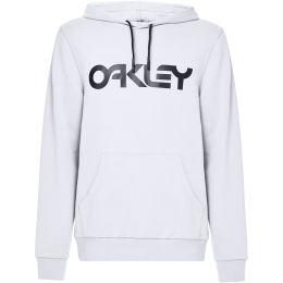 OAKLEY B1B PO HOODIE WHITE/BLACK 21