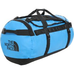 THE NORTH FACE BASE CAMP DUFFEL L CLEAR LAKE BLUE/TNF BLACK 21