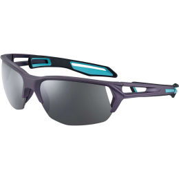 CEBE S'TRACK 2.0 M PLUM TURQUOISE MATTE - ZONE GREY SILVER AF 21