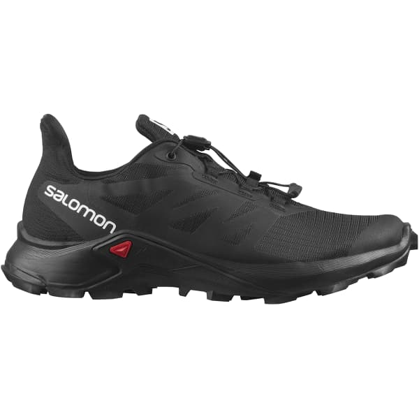 SALOMON Chaussure trail Supercross 3 W Black/black/black Femme Noir taille 3.5