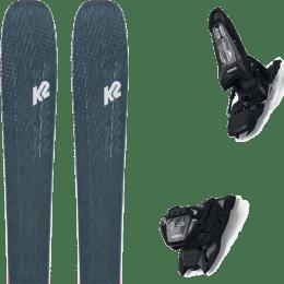 Boutique K2 K2 MINDBENDER 98 TI ALLIANCE 20 + MARKER GRIFFON 13 ID BLACK 22 - Ekosport