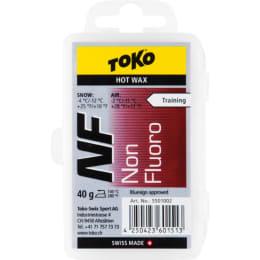Nouveautés 2017 TOKO TOKO NF HOT WAX 40G RED 20 - Ekosport