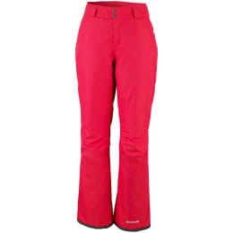 Offre spéciale COLUMBIA COLUMBIA ON THE SLOPE II PANT W RED CAMELLIA 19 - Ekosport