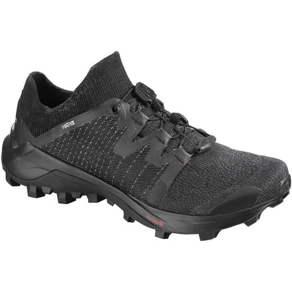 SALOMON Chaussure trail Cross /pro Black/black/black Homme Noir taille 8.5