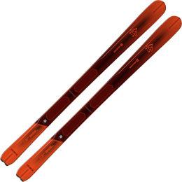 SALOMON MTN EXPLORE 88 RED/BLACK 21