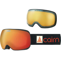 Boutique CAIRN CAIRN FOCUS OTG MAT BLACK ORANGE MIRROR 22 - Ekosport