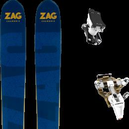 ZAG SKIS UBAC 89 21 + DYNAFIT SPEED TURN 2.0 BRONZE/BLACK 21