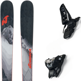 NORDICA ENFORCER 88 21 + MARKER SQUIRE 11 ID BLACK 21