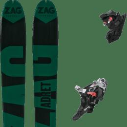 Boutique ZAG ZAG ADRET 81 20 + FRITSCHI XENIC 10 21 - Ekosport
