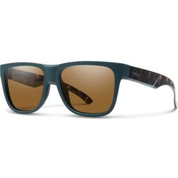 SMITH LOWDOWN 2 MATTE FOREST TORTOISE BROWN 20