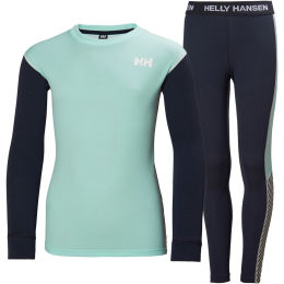 HELLY HANSEN JR HH LIFA ACTIVE SET BLUET 21