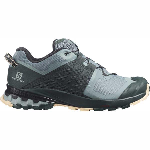SALOMON Chaussure trail Xa Wild W Trooper/green Gables/alm Femme Vert taille 3.5