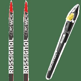 Boutique ROSSIGNOL ROSSIGNOL X-IUM CLASSIC WCS C1 – IFP 18 + SALOMON SNS PROPULSE CARBON RC 21 + SALOMON IFP ADAPTOR PLATE 21 - Ekosport