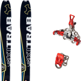 SKI TRAB GARA AERO WORLD CUP 60 20 + PLUM RACE 99 21