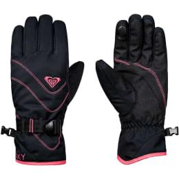 Accessoire textile ski ROXY ROXY JETTY SOLI GLOV TRUE BLACK 19 - Ekosport