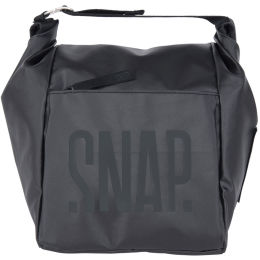 SNAP BIG CHALK BAG BLACK 21