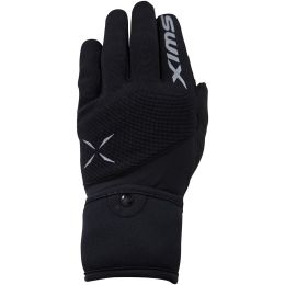 SWIX ATLAS X GLOVE-MITT WMS BLACK 21