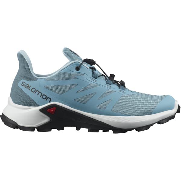 SALOMON Chaussure trail Supercross 3 W Delphinium Blue/wht/bluest One Femme Bleu taille 3.5