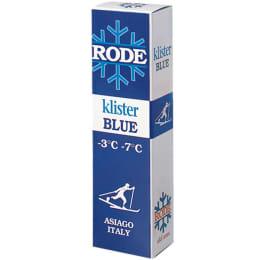 Nouveautés 2017 RODE RODE KLISTER BLEU 20 - Ekosport