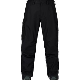 BURTON CARGO PANT TRUE BLACK 19