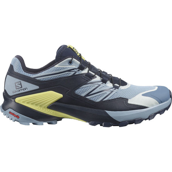 SALOMON Chaussure trail Wings Sky W Ashley Blue/mood Indigo/charlock Femme Bleu taille 3.5
