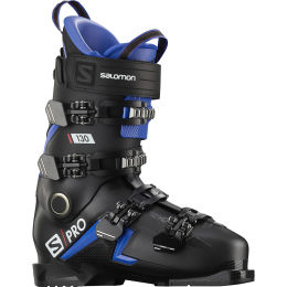 SALOMON S/PRO 130 BLACK/RACE B/RED 21