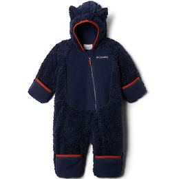 COLUMBIA FOXY BABY SHERPA BUNTING-COLLEGIATE NAVY 21