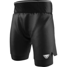DYNAFIT DNA ULTRA M 2/1 SHORTS BLACK OUT 21