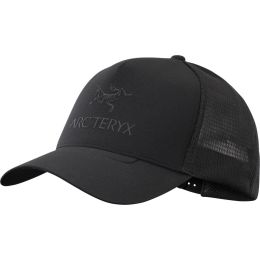 ARC'TERYX LOGO TRUCKER HAT BLACK 21
