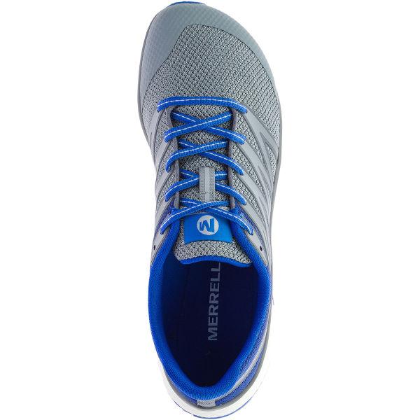 MERRELL Chaussure trail Bare Access Xtr Highrise/cobalt Homme Gris/Bleu taille 41