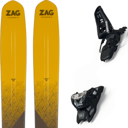 ZAG SLAP 112 LTD HAGLÖFS 21 + MARKER SQUIRE 11 ID BLACK 21