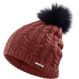SALOMON IVY BEANIE MADDER BROWN 21