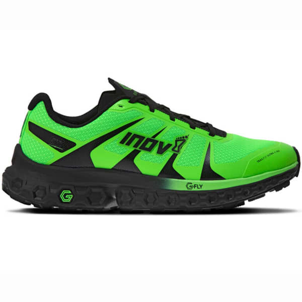 INOV-8 Chaussure trail Trailfly Ultra G 300 Max M Green/black Homme Vert taille 6.5