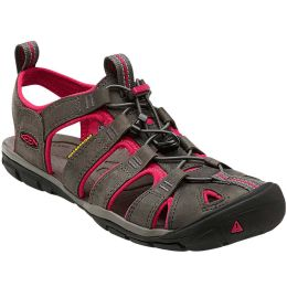 KEEN CLEARWATER CNX LEATHER W MAGNET/SANGRIA 20