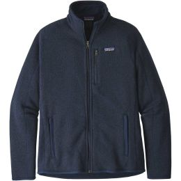 PATAGONIA M'S BETTER SWEATER JKT NEO NAVY 21