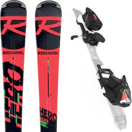 ROSSIGNOL HERO ELITE ST TI + NX 12 KONECT GW B80 BLACK ICON 21