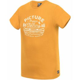 PICTURE COLTER TEE CAMEL 21